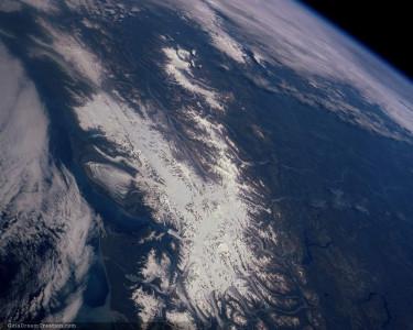 Tapeta: Modrá planeta 7