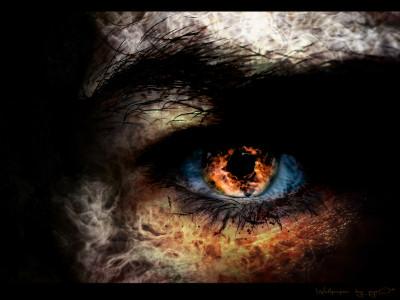 Tapeta: Moje oko