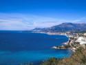Tapeta Moře u Ligurie