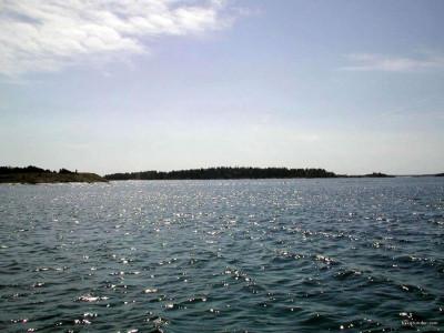 Tapeta: Moře mezi ostrovy 10