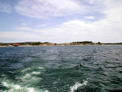 Tapeta: Moře mezi ostrovy 9