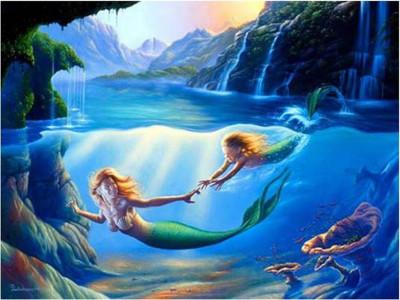 Tapeta: Mořské pany