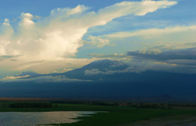 Tapeta: Mount Kilimanjaro