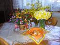 Tapeta Můj velikonoční stůl