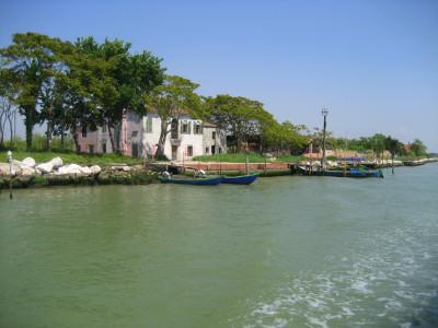 Tapeta: Na Benátské laguně