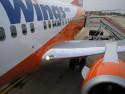 Tapeta Na letišti-Girona 1