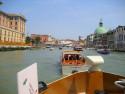 Tapeta Na lodi v Benátkách