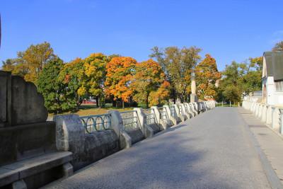 Tapeta: Na mostě5