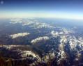 Tapeta Nahoře v troposféře