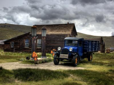 Tapeta: náklaďák