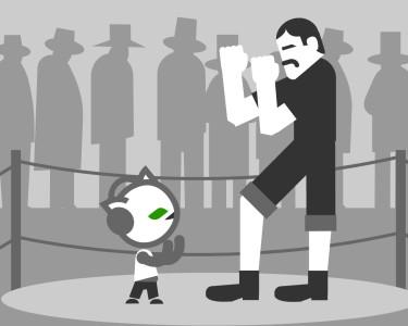 Tapeta: Napster - Boxing