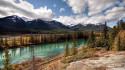 Tapeta Národní park Banff2, Alberta,