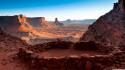 Tapeta Národní park Canyonlands, Utah