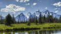 Tapeta Národní park Grand Teton, Wyom