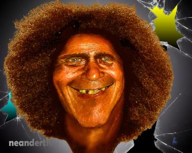 Tapeta: neandertal