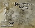 Tapeta Neverwinter Aribeth 5