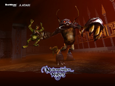 Tapeta: Neverwinter Nigths 27