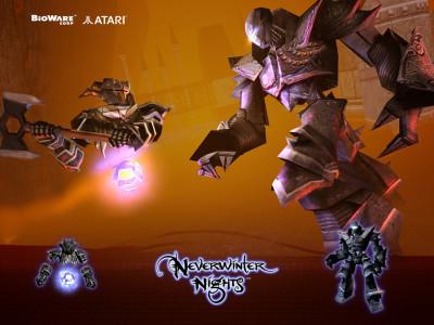Tapeta: Neverwinter Nigths 3