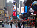 Tapeta New York - Time Square 2