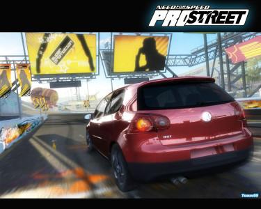 Tapeta: NFS Pro street
