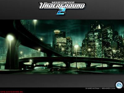 Tapeta: NFS Underground 2 # 14