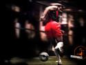 Tapeta Nikefootball - Figo