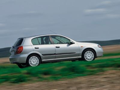 Tapeta: Nissan Almera 4