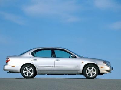 Tapeta: Nissan Maxima 4