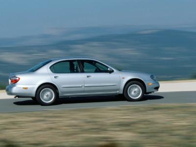 Tapeta: Nissan Maxima 6