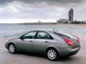Tapeta Nissan Primera 4
