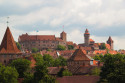 Tapeta Norimberský hrad