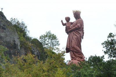 Tapeta: Notre Dame de France