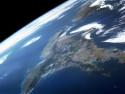 Tapeta Nový Zéland na zeměkouli