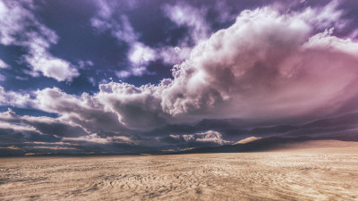 Tapeta: Oblaka6