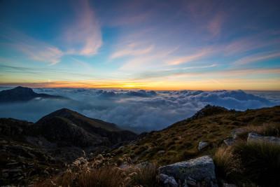 Tapeta: Oblaka7