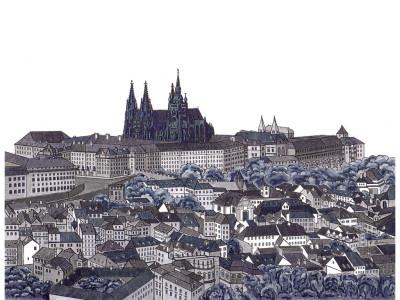 Tapeta: Obrázek Prahy 3