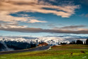 Tapeta Olympic, Hurricane Ridge