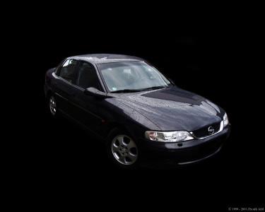 Tapeta: Opel Vectra 1