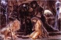 Tapeta Opičí otrokyně