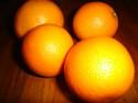 Tapeta Pomeranče