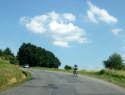 Tapeta Osamělý cyklista