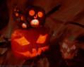 Tapeta Oslava Halloweenu