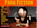 Tapeta Park Fiction