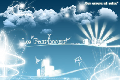 Tapeta: parkour