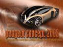 Tapeta Peugeot Concept 2008