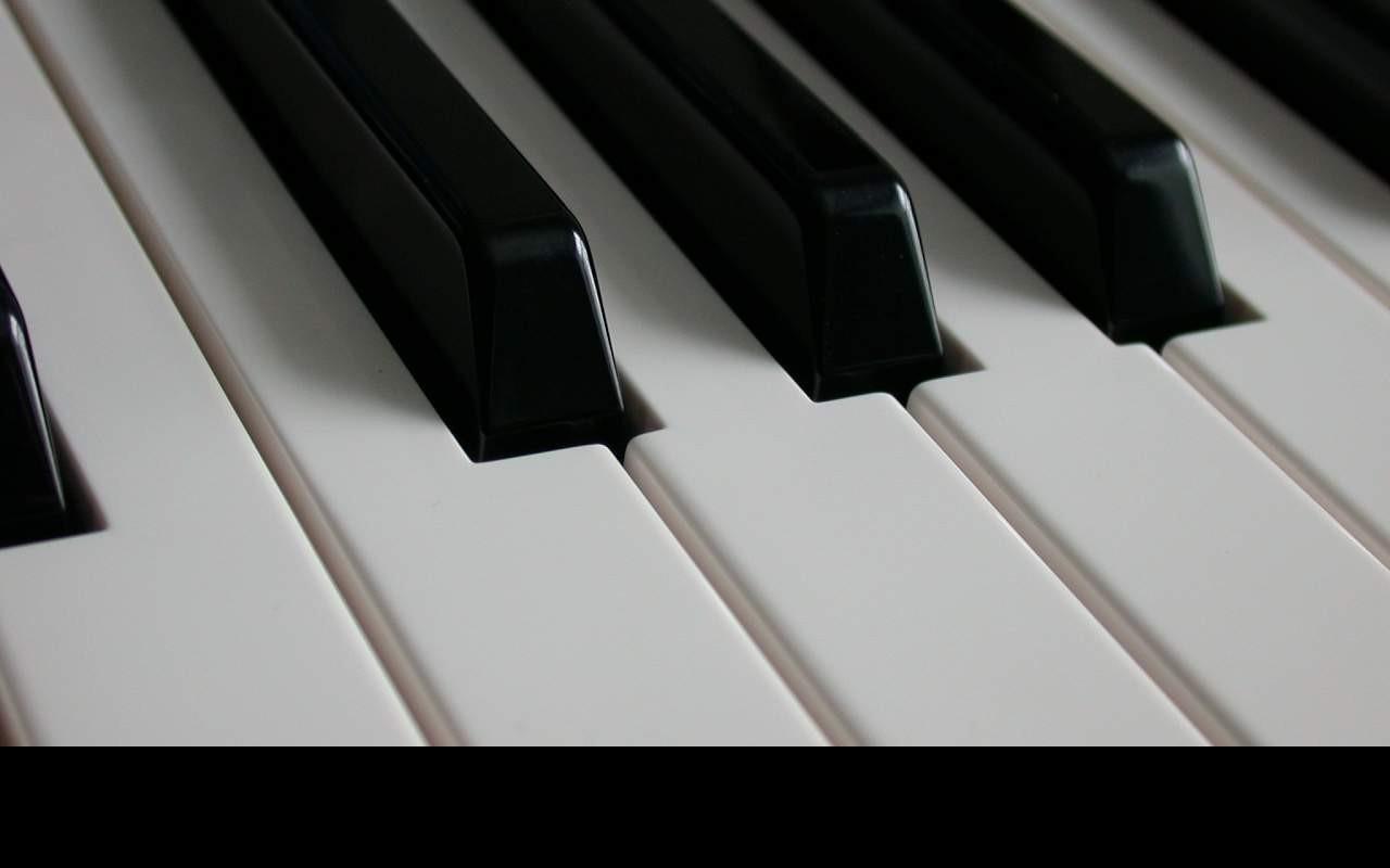 Tapeta piano