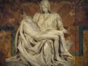Tapeta Pieta Michelangela Buonarroti
