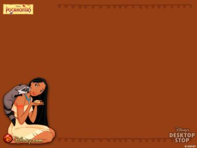 Tapeta: Pocahontas # 3