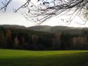 Tapeta Podzim na Vysočině