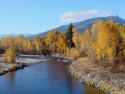 Tapeta Podzim na Zemi